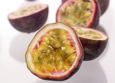 If you have never had a fresh passion fruit...you are missing out!!