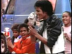 Classic Michael Jackson Pepsi Commercial (1984) (High Quality) - YouTube