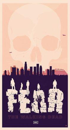 Fear the Walking Dead Print - Matt Needle