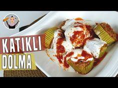 Katıklı Dolma Tarifi   Hatice Mazi ile Yemek Tarifleri - YouTube