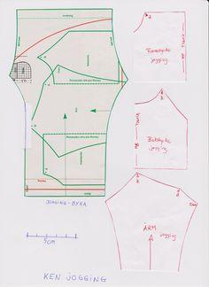 Ken pattern scan by Caroli  - A