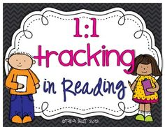 1:1 Tracking/Correspondence in ReadingAfter many requests for additional 1:1 activites I have compiled additional 1:1 practice!  If you're interested in my Guided Reading packet click  HERE This product is part of my Guided Reading MEGA Bundle