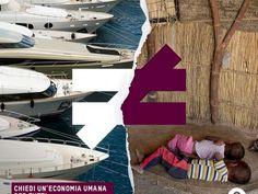 Ecco il racconto di Oxfam dello squilibrio del mondo