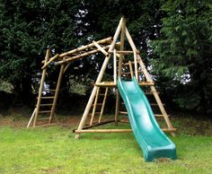The Pyramid Monkey Frame is a Pyramid Slide Frame with a Monkey Bar Ladder extension. The monkey bar ladder elementis challenging and develops upper body strength – the slide element offers a fun exit point. Smaller or less able children are still able to accessthe pyramid and slide element independently hence this product caters well …