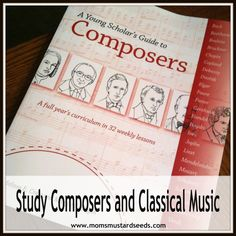 Composer and Classical Music Curriculum for children