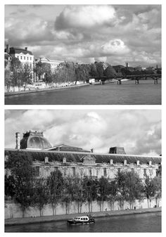 Paris…in black and white http://vickiarcher.com