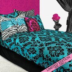 Her new bedding set. lauren-s-paris-boutique