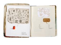 OLIVER JEFFERS SKETCH BOOK