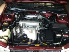 Toyota's 3S-FE Engine. Toyota Corona Absolute/Carina E