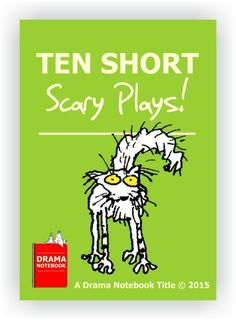 Hilarious original drama activity in which students take turns delivering terrible performances! Two scripts are included. Drama Teacher, Drama Class, Drama Drama, Drama Activities, Drama Games, Drama Education, Education Humor, Play Scripts For Kids, Halloween Stories