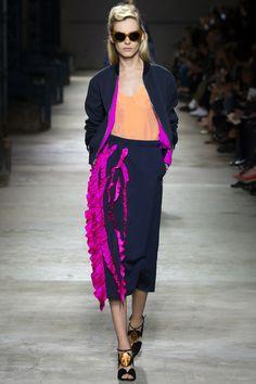Dries Van Noten Spring 2016 Ready-to-Wear Fashion Show