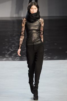 Helmut Lang Fall 2012 Ready-to-Wear - Collection - Gallery - Style.com
