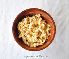 Dairy Free Mac and Cheese - My Whole Food Life