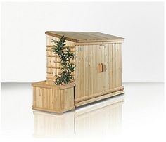 Outdoor Recycling: Storage Solutions