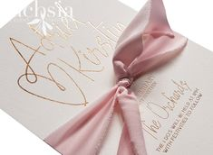 Fuchsia Wedding Stationery in Durban provide traditional, modern, lasercut or handmade couture wedding invitations. Our Invitation Cards are design-led. Couture Wedding Invitations, Wedding Invitation Design, Wedding Stationery, Rose Gold Foil, Stationery Design, Our Wedding, Traditional, Tie, Handmade