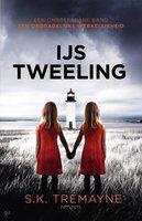 IJstweeling | S.K. Tremayne Een jaar nadat een van hun identieke tweelingdochters, Lydia, door een ongeluk overlijdt, verhuizen Angus en Sarah Moorcroft naar een klein Schots eiland dat Angus van zijn oma heeft geërfd, in de hoop hun verwoeste leven weer op te pakken. Maar wanneer hun andere dochter, Kirstie, meent dat ze haar identiteit hebben verwisseld - dat zij Lydia is - stort hun wereld opnieuw in.