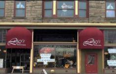 Luigi's Ristorante, DeBois Pennsylvania. Mushroom Ravioli and Lobster Ravioli are great. In I-80.