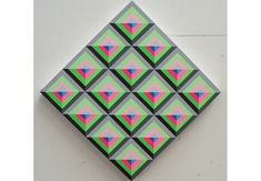 Neometry Carl Cashman. #carl_cashman http://www.widewalls.ch/carl-cashman-exhibition-prescription-art/