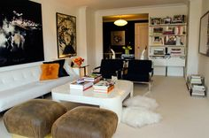 Room Decor Ideas - Room Decoration for your Luxury New York Apartment - from: http://roomdecorideas.eu/dining-rooms/room-decoration-ideas-for-your-luxury-new-york-apartment/