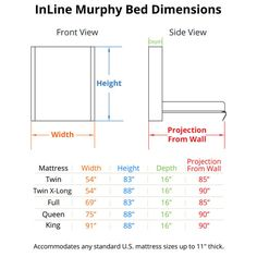 """Outstanding """"murphy bed diy"""" info is offered on our internet site. Check it out and you will not be sorry you did."""