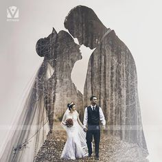 Wedding Trends Double Exposure Engagement & Wedding Photography Ideas Double Exposure Wedding Photography Ideas The post Wedding Trends Double Exposure Engagement & Wedding Photography Ideas appeared first on Fotografie. Wedding Poses, Wedding Photoshoot, Wedding Shoot, Wedding Couples, Dream Wedding, Photoshoot Ideas, Wedding Hair, Perfect Wedding, Wedding Beauty