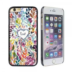 Love Printing & Flower for Iphone 6 6s 4S 5S SE,Iphone 6 Plus,Iphone 7…