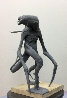 ArtStation - Alien Monster, Tomek Radziewicz