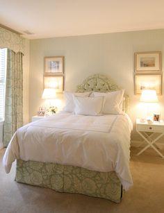 bedroom | J.K. Kling Associates.  This is my color pallet in our bedroom.