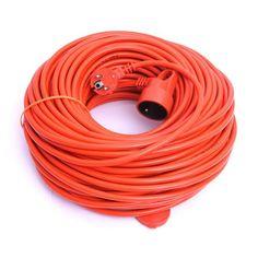 Cablu Prelungitor cu Stecher si Priza cu Impamantare si Protectie, Lungime 50mCordonul prelungitor are o priză cu împământare. Izolarea cablului este realizată din cauciuc flexibil, rezistent la condițiile... Garden Hose
