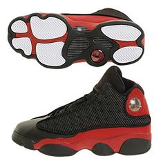 premium selection a806f cd4a7 Nike air jordan 13 retro BG hi top trainers 414574 sneaker shoes