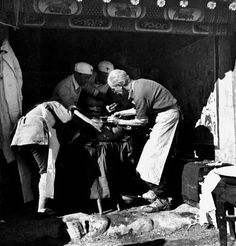 Spain - 1936-38. - GC - Dr. Norman Bethune – A leading figure in transfusion medicine.