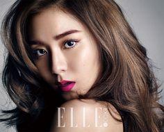 Uee for Elle Korea January 2016 유이, 여자가 인정한 진짜 여자 | 엘르코리아(ELLE KOREA)