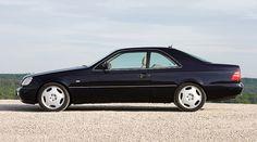 Mercedes Benz W140 Coupé