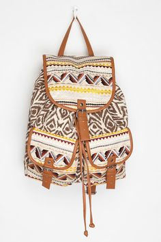 Tribal Backpacks For Girls - Frog Backpack