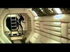 test footage from Alien