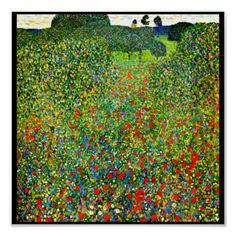 Poster-Classic/Vintage-Gustav Klimt 8
