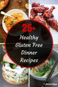 25 Best Healthy Gluten Free Dinner Recipes