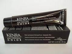 Kenra DEMI-Permanent Ammonia Free Hair Color Kenra DEMI-Permanent Ammonia Free Hair Color provides an Extra Light Blonde Ash color to your hair. It aids to enhance, refresh, darken natural hair color and blend-in gray. The color is easy to use, long las Light Ash Blonde, Dark Blonde, Hair Color Glaze, Ammonia Free Hair Color, Kenra Color, Medium Blonde, Medium Brown, Demi Permanent, How To Make Hair