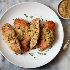 Chicken Breasts Dijon Recipe