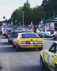 Vintage Grand Prix in Watkins Glen NY