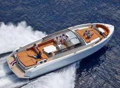 Vanquish VQ48 sports boat (5)