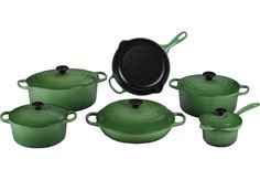 Ultimate Cast Iron Set - Was $1,360