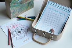 Paddington Movie Printables and Activities, as tested by @noflashcards and her daughter!