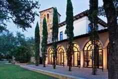 Neutral Italianate Exterior | Mediterranean > Glass & Doors | LUXE Source