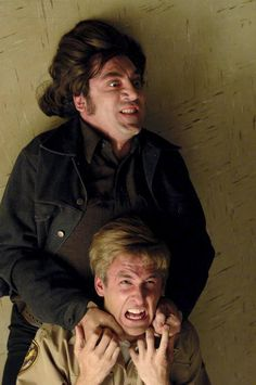 No Country For Old Men. Such unbelievable intensity. I felt my blood rush watching this scene. A richly deserved best supporting actor oscar.