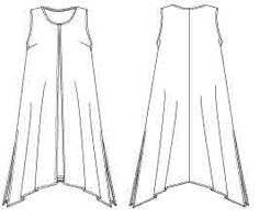 Lagenlook Sewing Patterns   Eileen Fisher   Sewingplums