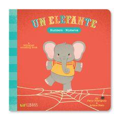 Un Elefante: Numbers / Números