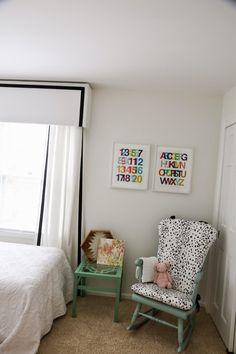 DIY Pelmet Box and Curtains with Ribbon