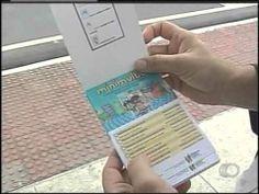 Projeto Trânsito Legal - Jornal Capixaba (TV Bandeirantes)