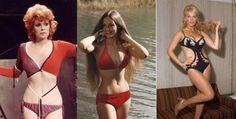 Swimsuits of the featuring Jill St. John and Ann-Margret Jill St John, Swimsuits, Bikinis, Swimwear, Ursula Andress, Ann Margret, Raquel Welch, Celebrity Travel, Brigitte Bardot